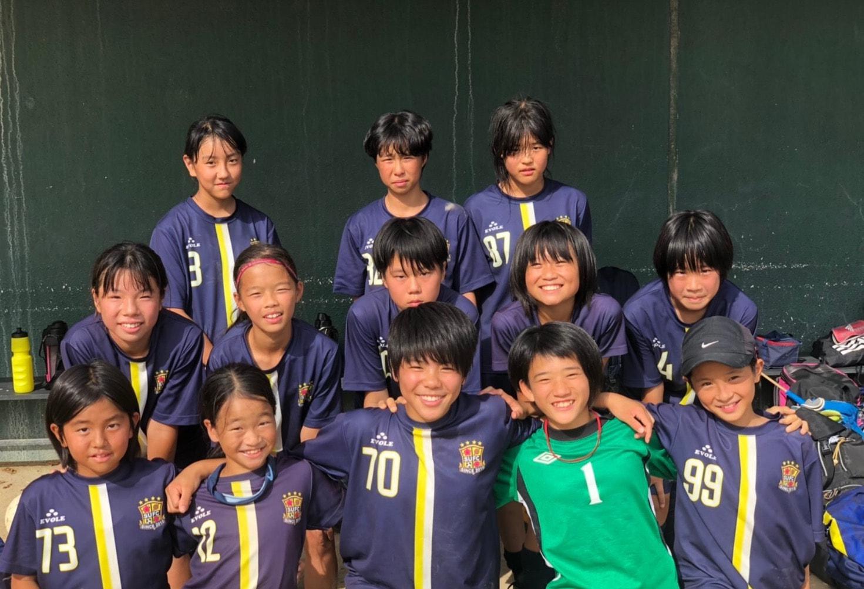選手コースU-15女子クラス写真